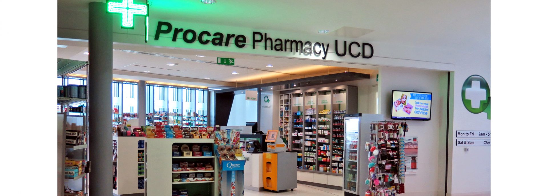 Procare Pharmacy UCD